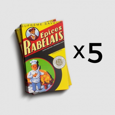 rabelais pack5