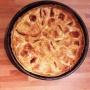 Tarte Pommes et Poires au vin et aux épices