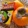 La pâte de kaki aux Epices Rabelais