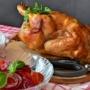 Le poulet rôti aux fameuses Epices Rabelais